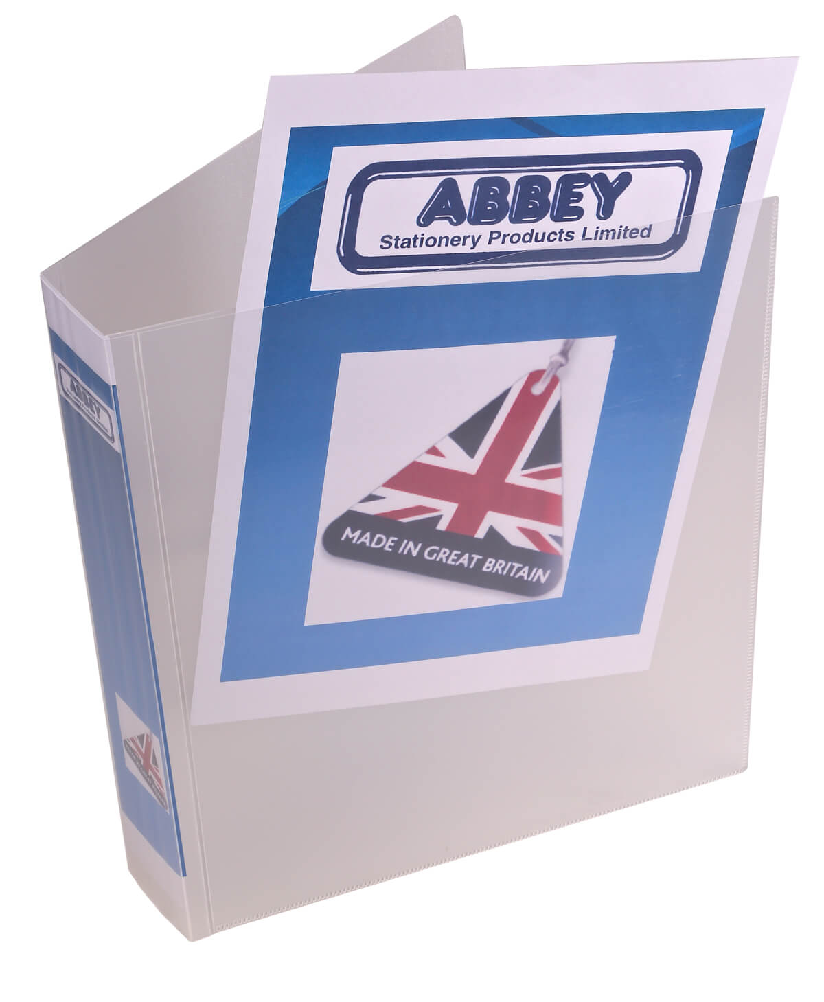 Polypropylene Ring Binders - A4 & A5