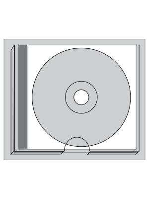 Self Adhesive CD Pocket for Jewel Case